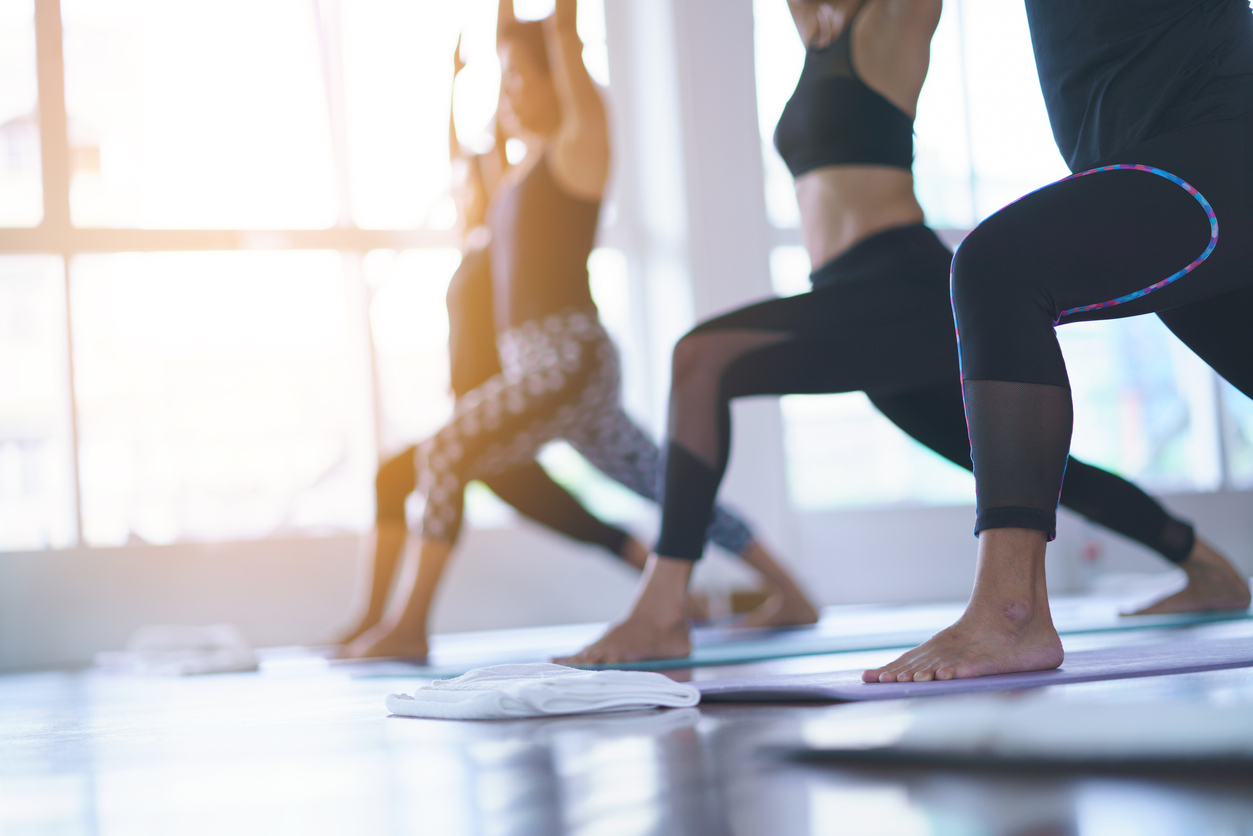 Lake View Yoga Beginner's Course